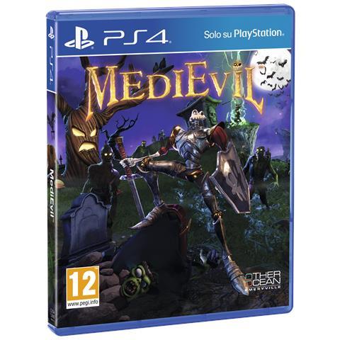SONY PS4 - Medievil