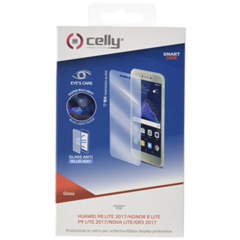 CELLY Glass Antiblueray P8 Lite 2017
