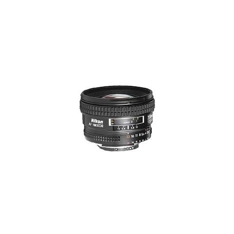 Image of 20 mm / F2.8 Nikon AF