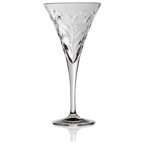 Confezione 6 Calici Vetro Laurus Vino cl 17
