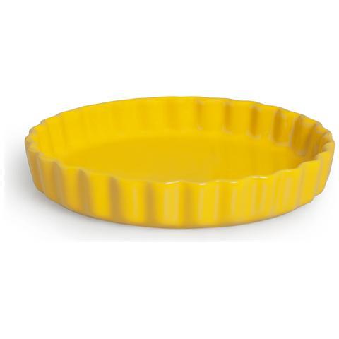 Stampo crostata giallo cm. 27.