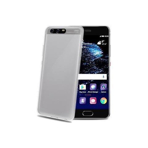 CELLY Cover in TPU per Huawei P10 Plus Trasparente