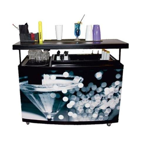 Cocktail Catering Station Abs Attrezzatura Barman Bartender Rs9093