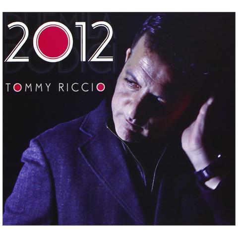 ZEUS RECORD Tommy Riccio - 2012 Duemiladodici
