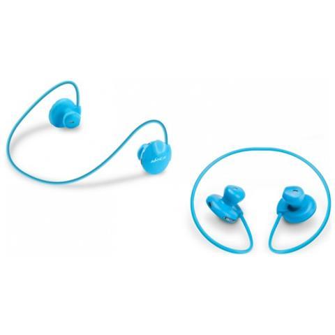 AVANCA S1, Stereofonico, Blu, Passanuca, Bluetooth, Intraurale, 7h
