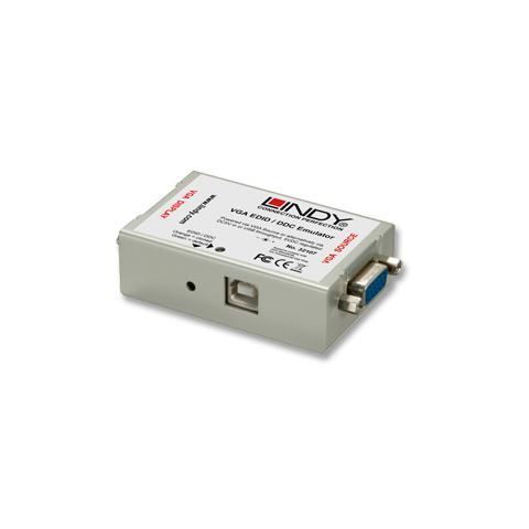 LINDY Emulatore EDID / DDC per Monitor VGA