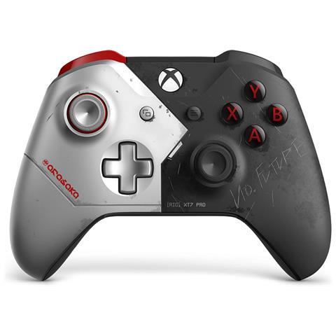 MICROSOFT Xbox One Wireless Controller Cyberpunk 2077 Limited Edition - Nero / Grigio