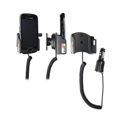 Brodit 512100 Auto Active holder Nero supporto per personal communication