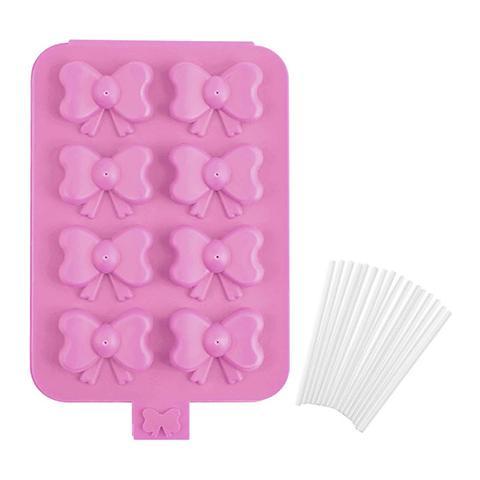 Habi Stampo Silicone 8 Cakepop Pastel Pasticceria