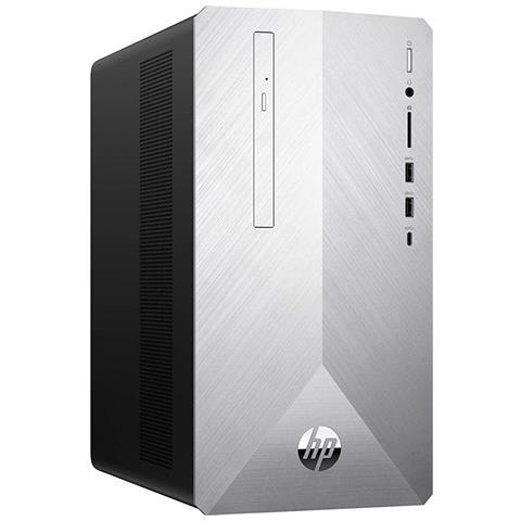 Image of Pc Desktop Pavilion 595-P0017NL Intel Core i5-8400 Hexa Core 2,8 GHz Ram 8 GB Hard Disk 1 TB NVIDIA GeForce GTX 1050 2 GB 5xUSB 3.0 Windows 10 Home