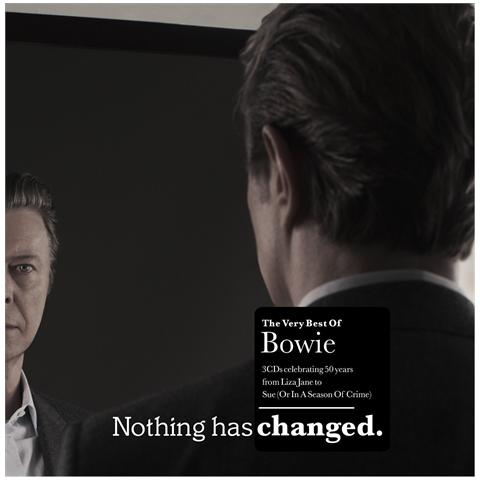WARNER BROS David Bowie - Nothing Has Changed (Deluxe Edition) (3 Cd)