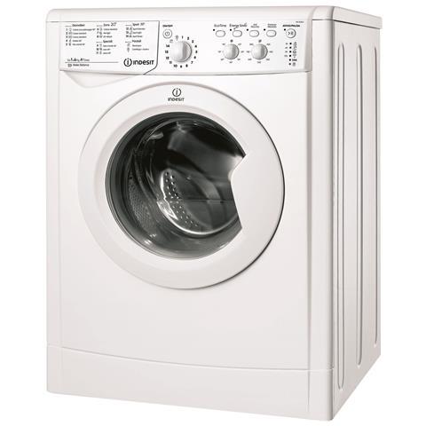 Image of Lavatrice IWC 60851 C ECO IT Classe A+ Capacit