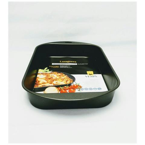 Vespa dolci forme Vespa Lasagnera Rettangolare Antiaderente 42x26 Art 950
