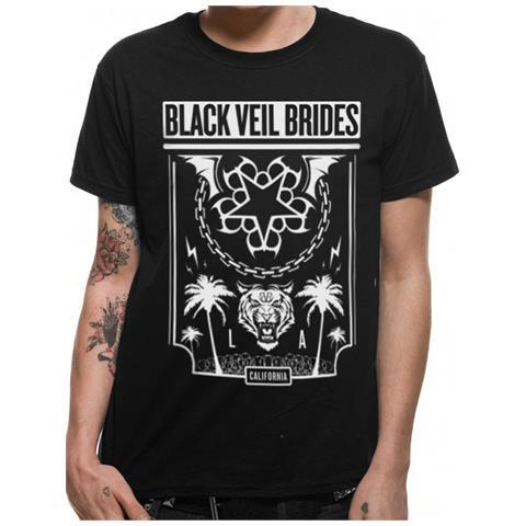 CID Black Veil Brides - Welcome To La (T-Shirt Unisex Tg. 2Xl)