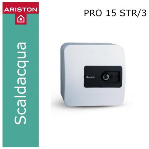 Ariston 3100219 Scaldacqua Elettrico Pro 15 Str / 3, Sottolavello