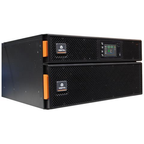 Gruppo di Continuità UPS 5000 VA / 5000W Colore Nero