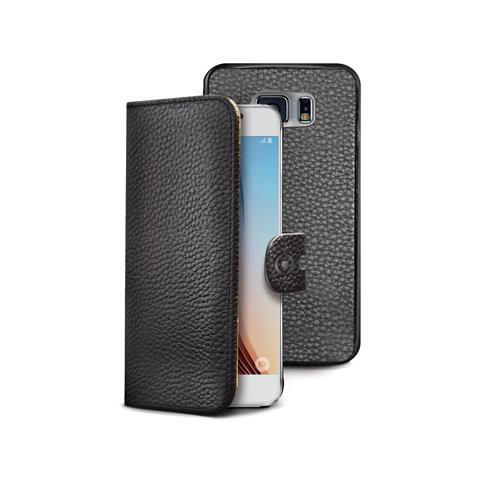 CELLY Custodia Ambo Nera Galaxy S6