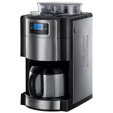 Macchina del Caffè Con Caraffa Terminca 21430-56 Grind & Brew 9 impostazioni di macinatura 1,25 Litri