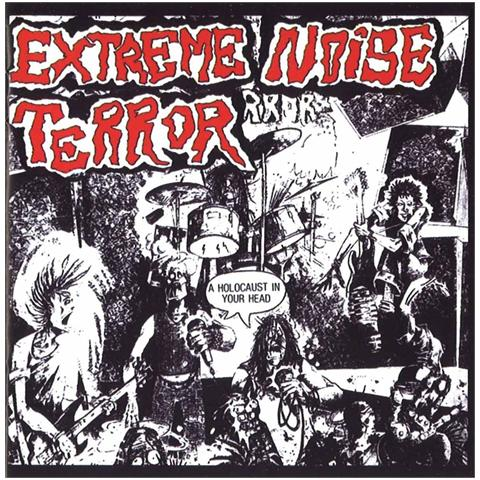 WESTWORLD Extreme Noise Terror - Holocaust In Your Head