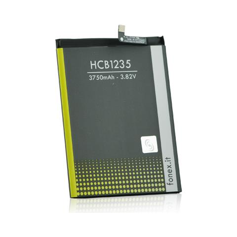FONEX Batteria Alta Capacità per Huawei P10 Plus 3750 mAh Li-ion