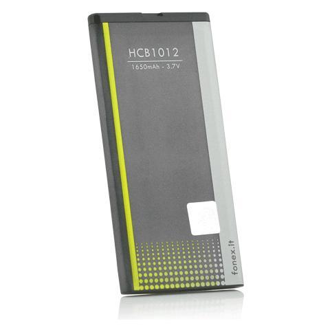 FONEX Batteria Li-Ion High Capacity 1650 mAh per Nokia Lumia 630/635