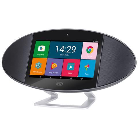 TREVI Soundpad 360 Internet Center Stazione di Intrattenimento Multimediale Nero