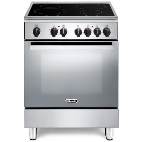 Cucina Elettrica DMX 64 IN 4 Zone a Induzione Forno Elettrico Multifunzione Ventilato Clas...