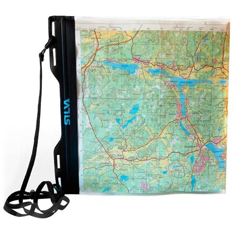 Borse Impermeabili Silva Carry Dry Map Case L Zaini E Valigie One Size