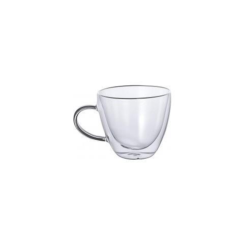 Tazza Cappuccino In Vetro Borosilicato