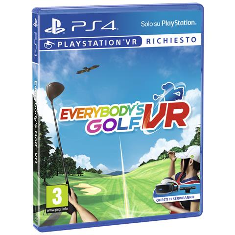 SONY PS4 - Everybody's Golf VR (Richiede PS VR)