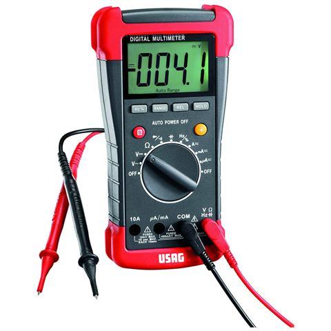 Multimetro Digitale Tester Professionale Modello 076a