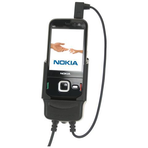 Carcomm CMPC-180 Auto Active holder Nero supporto per personal communication