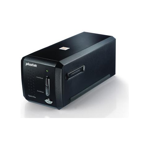 Optic Film 8200i Ai, 36,8 x 25,4 mm, 7200 x 7200 DPI, Dispositivo Piano, Nero, CCD, LED