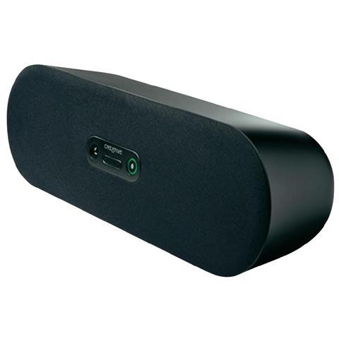 CREATIVE LABS Altoparlanti stereo bluetooth D80 - Colore nero