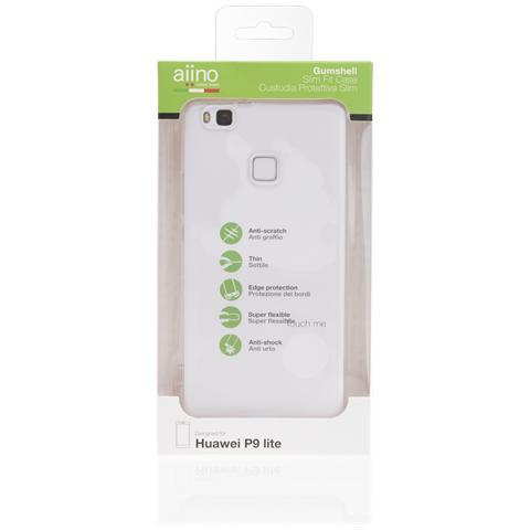 AIINO Custodia Gumshell per Huawei P9 Lite - Clear