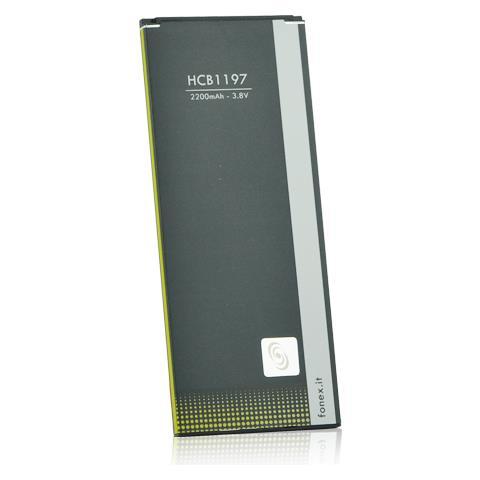 FONEX Batteria Alta Capacità per Huawei Y5 II 2200 mAh Li-ion