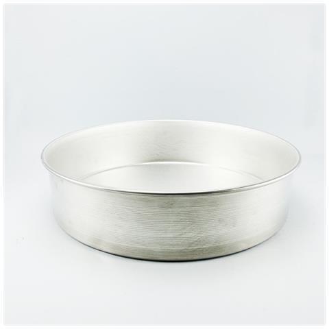Tortiera Alluminio Diritta 40x10 Cm