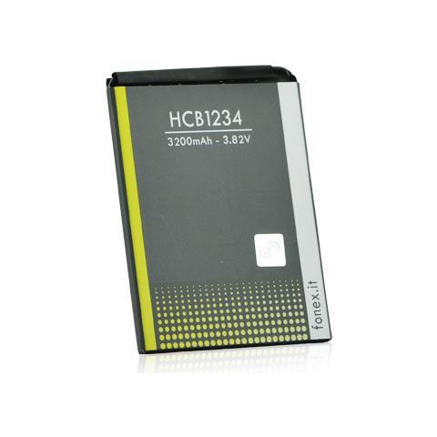 FONEX Batteria Alta Capacità per Huawei P10 3200 mAh Li-ion