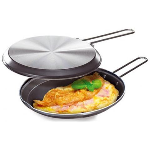 Frittatiera Padella Per Frittata Omelette Toast Piedine Omelette Antiaderente - 30