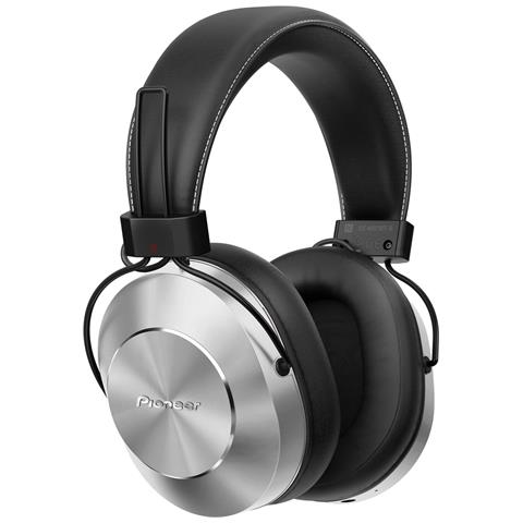 PIONEER Cuffie Wireless SE-MS7BT-S Bluetooth Colore Argento