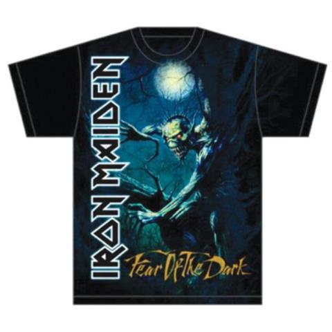 ROCK OFF Iron Maiden - Fear Of The Dark Tree Sprite (T-Shirt Unisex Tg. 2XL)