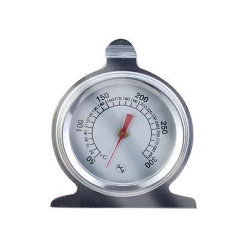 Termometro Forno Inox / vetro 6x8 Accessori Da Cucina