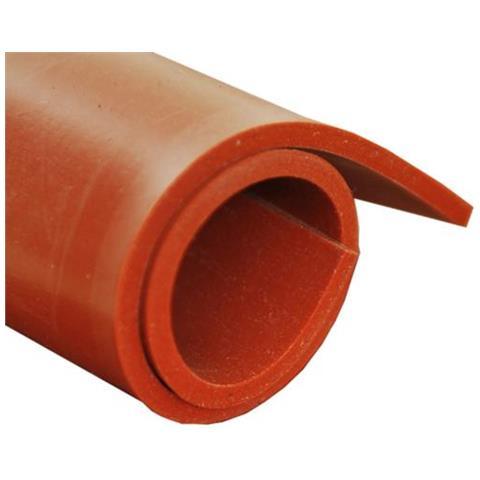 100x120cm Silicone Rosso Spessore Della Lamiera Di Gomma 2 Millimetri