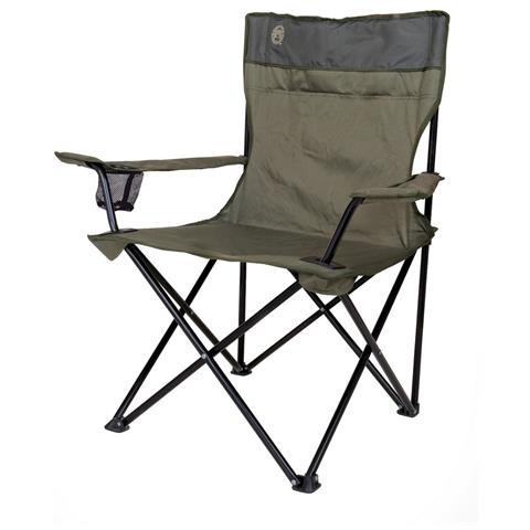 Standard Quad Chair, Verde, Poliestere