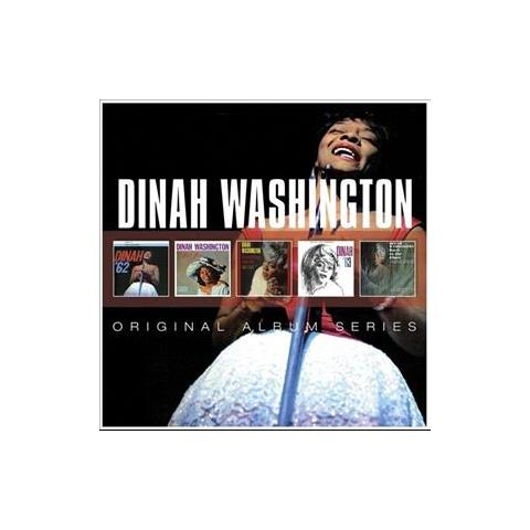 WARNER BROS Cd Washington Dinah - Original Album S.