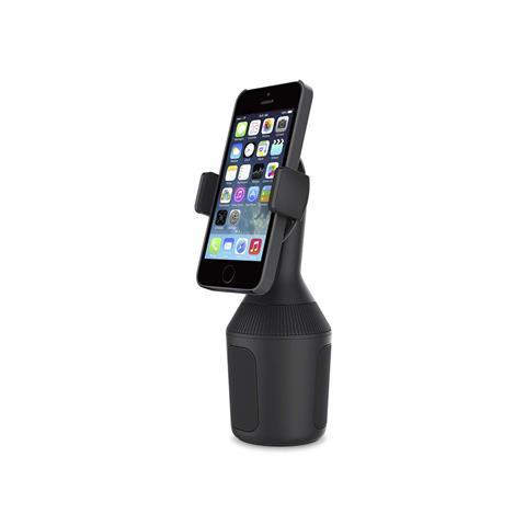 BELKIN Car Vent Mount / Smartphone For Cup Holder / Black .