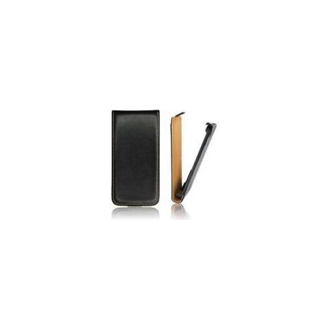 Nokia Custodia Nokia 920 Lumia Top Open Pelle Black