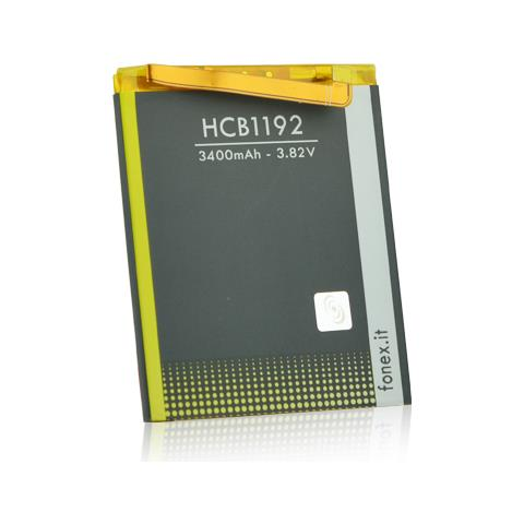 FONEX Batteria Alta Capacità per Huawei P9 Plus 3400 mAh Li-ion