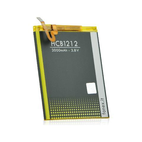 FONEX Batteria Alta Capacità per Huawei Y6 II 3000 mAh Li-ion
