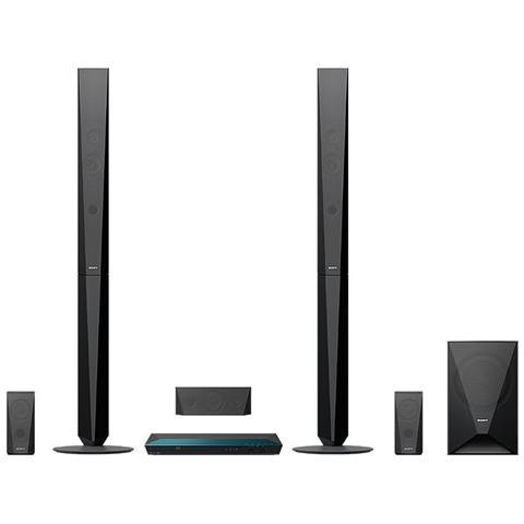 Image of Home Theatre BDV-E4100 Lettore Blu-Ray 3D Sistema 5.1 Potenza Totale 1000W Bluetooth NFC